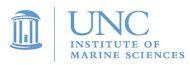 UNC Institute of Marine Sciences