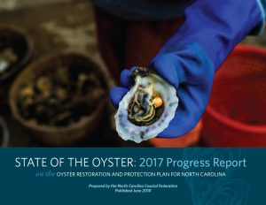 State of the Oyster 2017 Progress Report